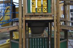 šesterokotni stolp